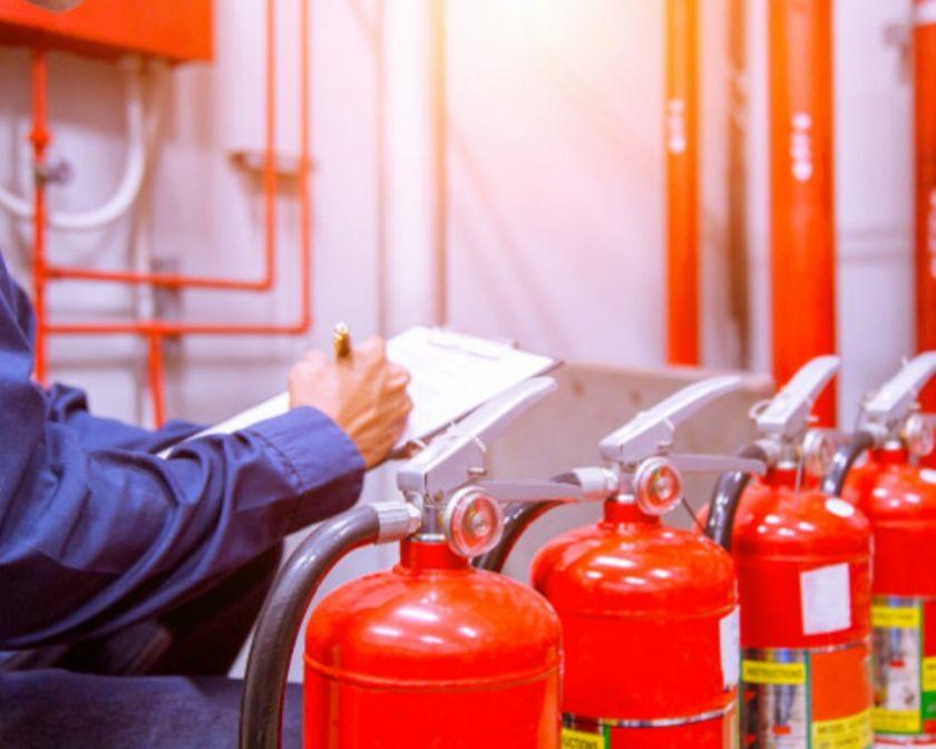 Çekmeköy Yangın Tesisatıçı Ustası Uygulama Bakım Tamir Servis