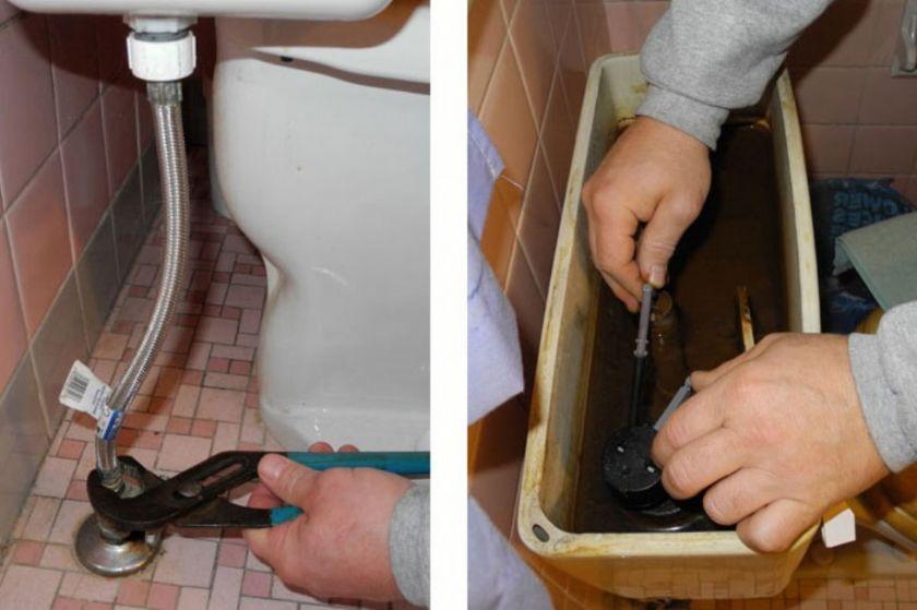 Ümraniye Su Tesisatçısı Lavabo Klozet Banyo Mutfak Tamir Onarım